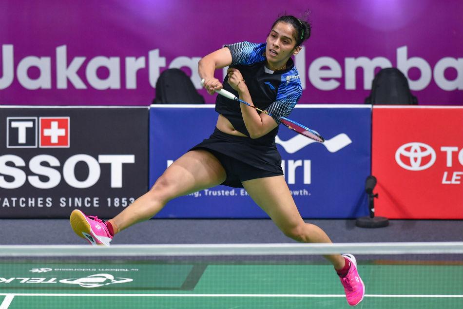 Korea Open Saina Storms Into Quarterfinals