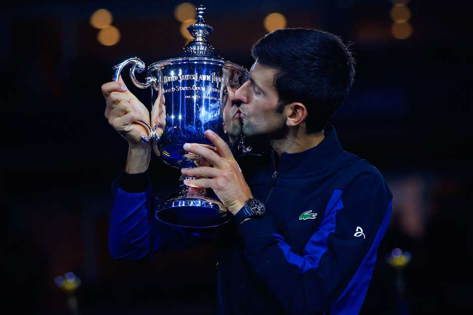 Novak Djokovic France Hike Us Open