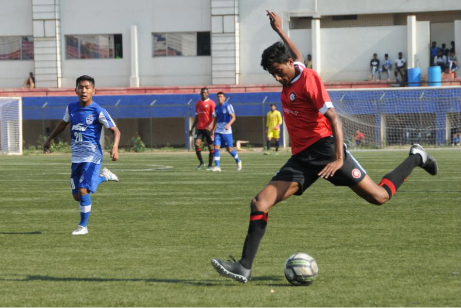 Vignesh D is part of Indias SAFF Cup squad