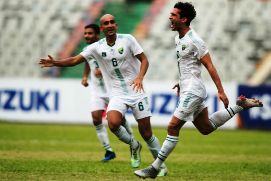 India, Pakistan will face off in the semifinals of the SAFF Cup on Wednesday. Credit: AIFF
