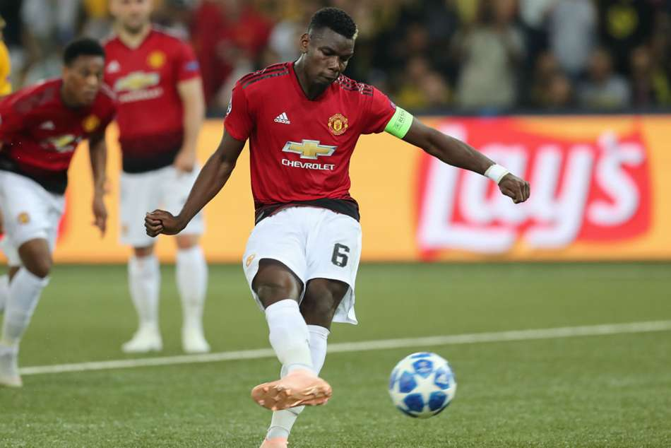Paul Pogba Is One Of The Best In The World Luke Shaw Manchester United Champions League