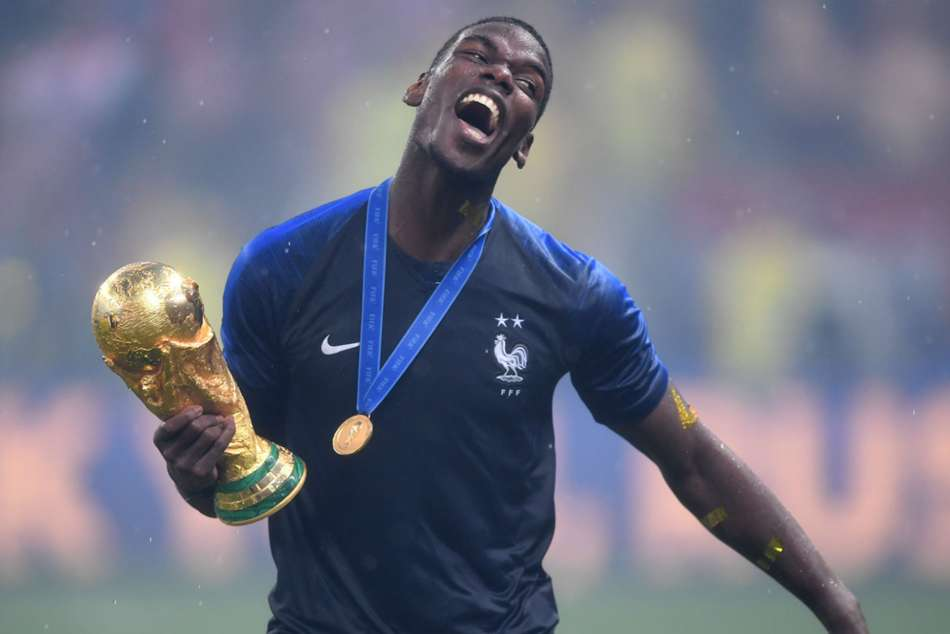 France and Manchester United star Paul Pogba