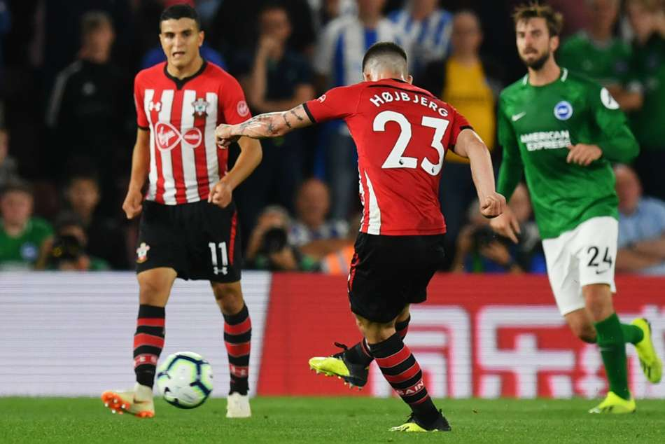 Southampton 2 Brighton And Hove Albion 2 Hojbjerg Howitzer Murray Penalty