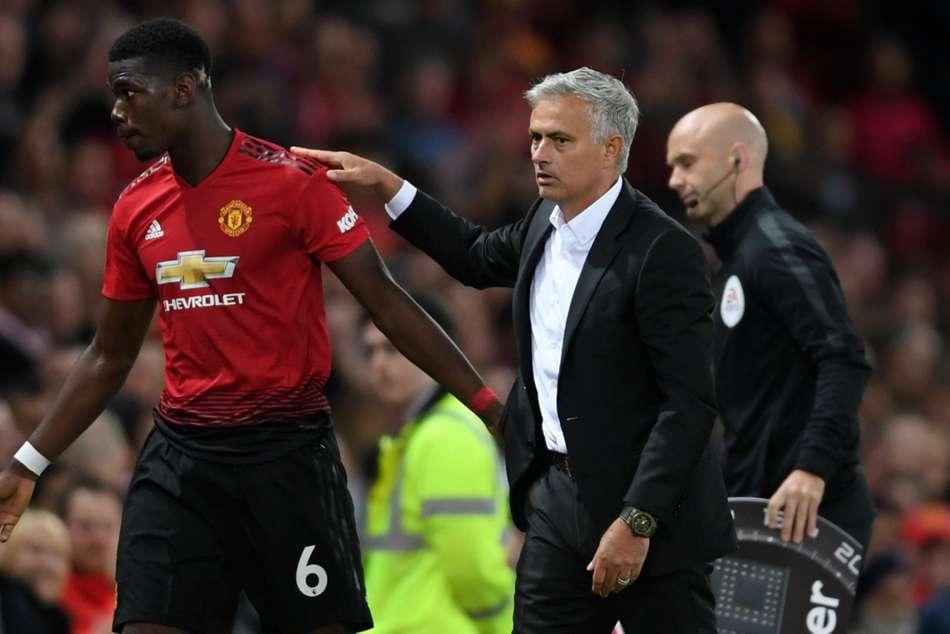 Mourinho In The Dark Over Pogba S Future