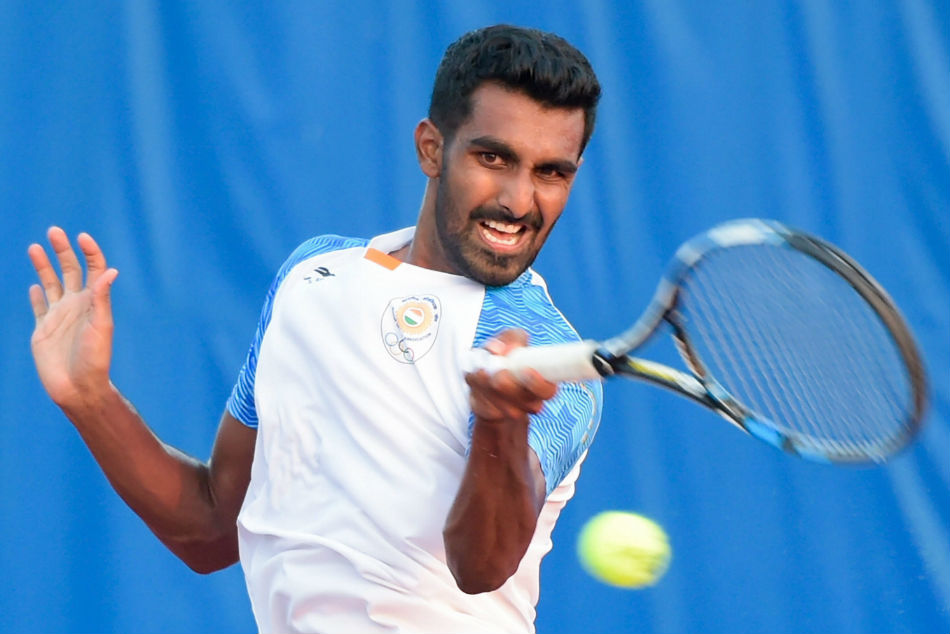 India will bank heavily on Prajnesh Gunneswaran in their Davis Cup tie against Serbia