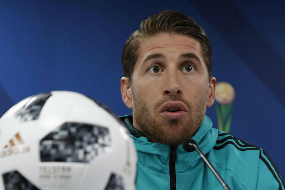 Ramos Takes Dig At Former Team Mate Ronaldo