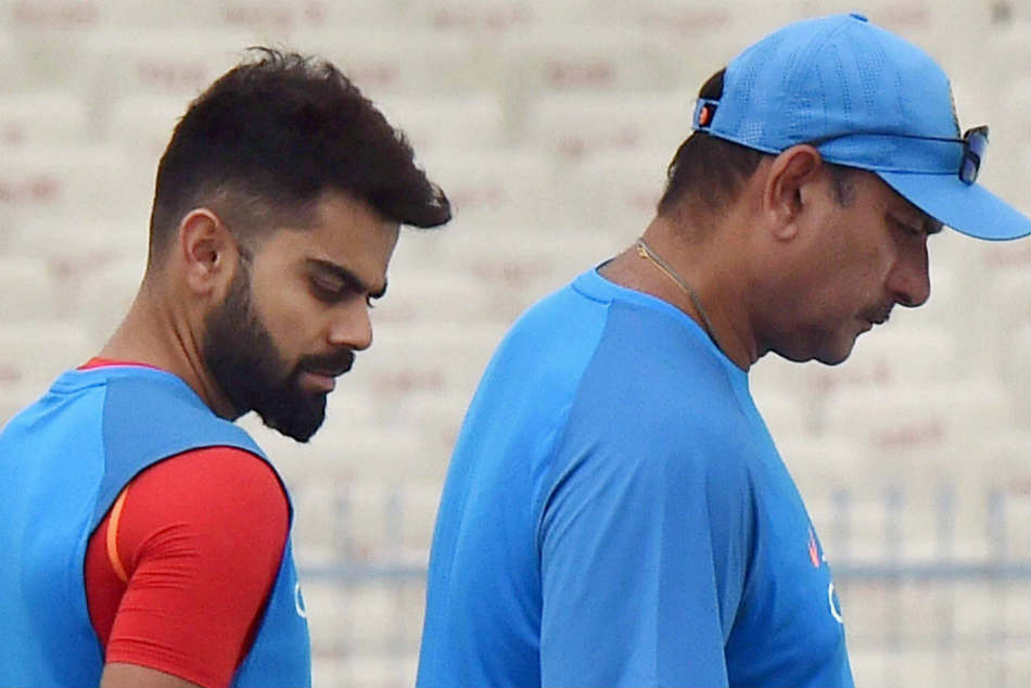 We Are Not Worried About What Critics Say Ravi Shastri