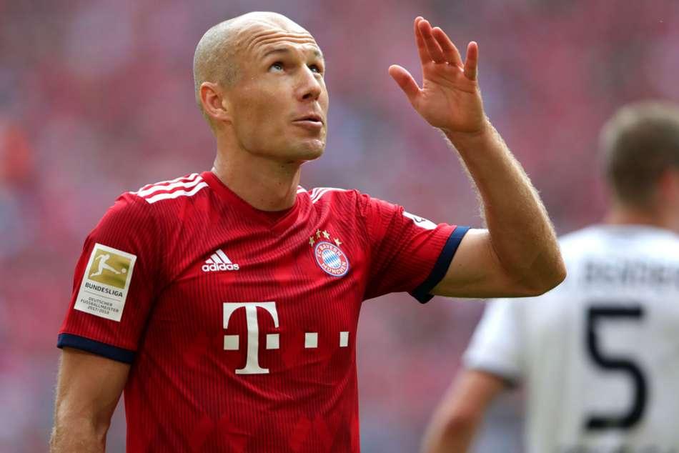 Bayern Munich 3 Bayer Leverkusen 1 Arjen Robben