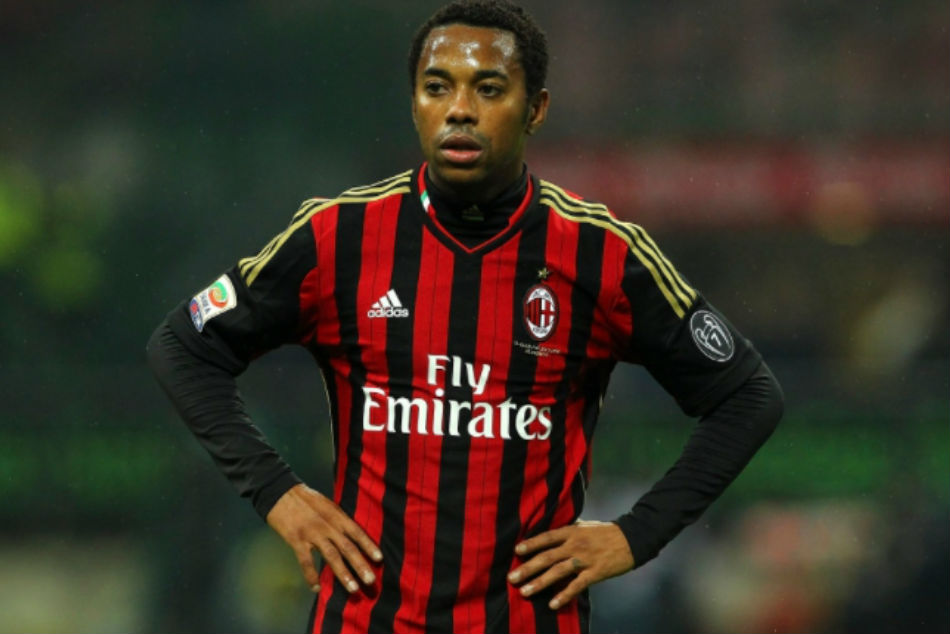 Real Madrid S Pride Was The Reason Behind Robinho S Failed Chelsea Transfer