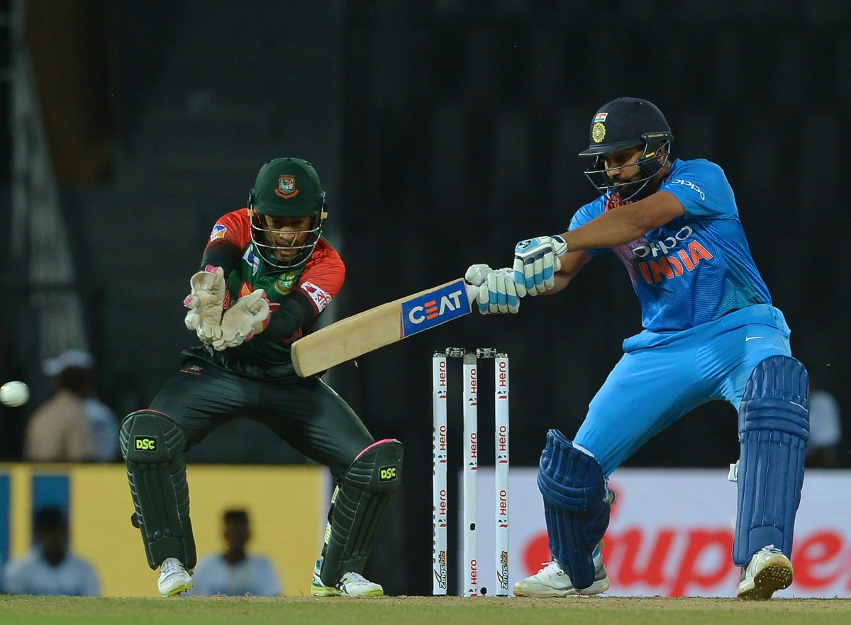 Rohit Sharma will be leading the Indian Team in the absence of Virat Kohli