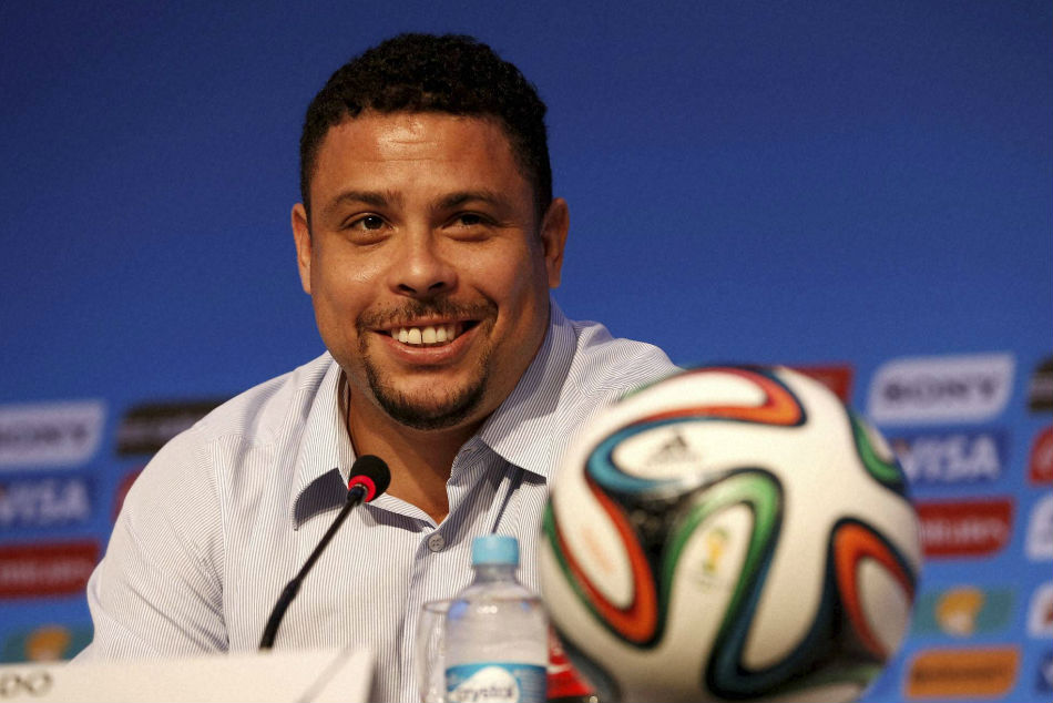 Ronaldo Reveals The Significance Behind His World Cup 2002 Haircut