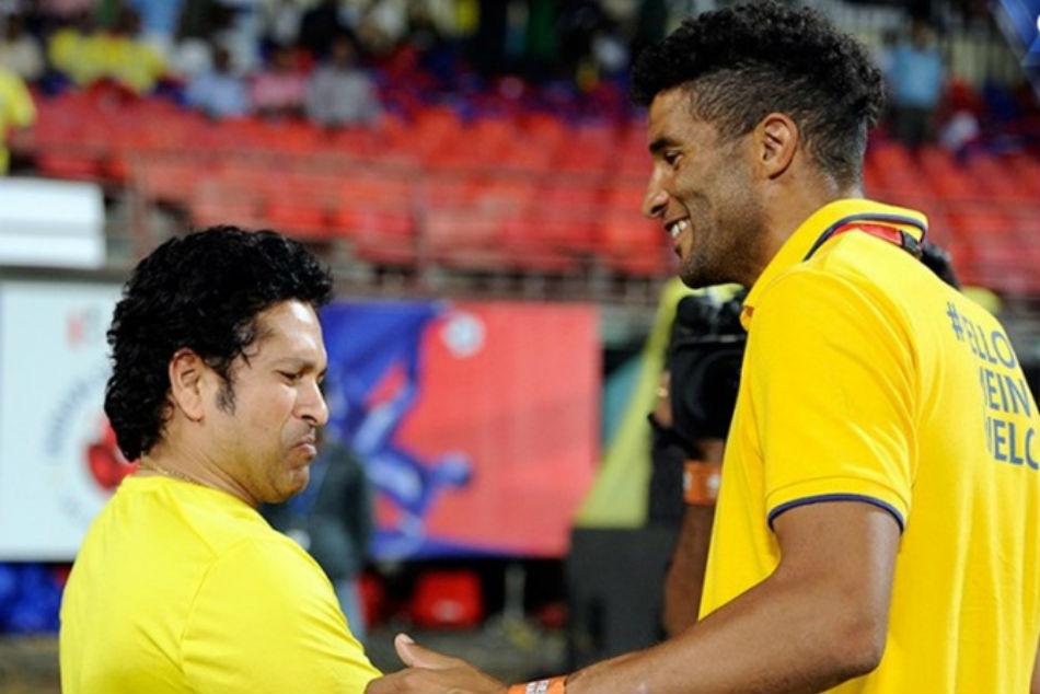 Sachin Tendulkar S Contribution Immense Kerala Blasters Coach David James