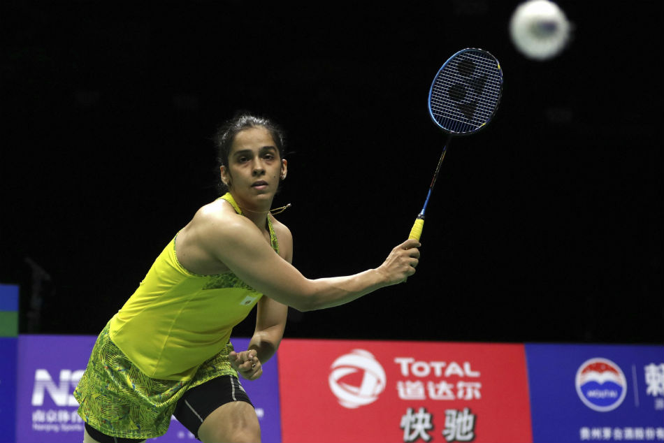 Korea Open Saina Fritters Away Four Match Points Lose Okuha