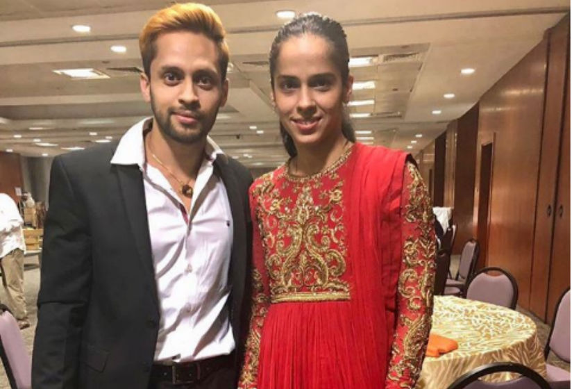 Saina Newal (right) and Parupalli Kashyap to tie the knot (Image Courtesy: Instagram)
