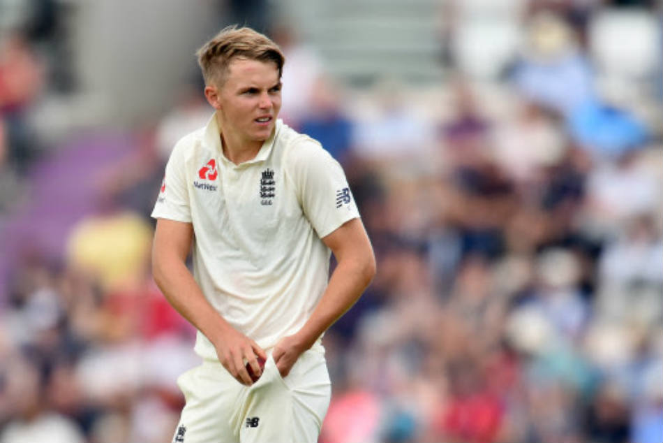 Sam Curran Gets Test Contract From The Ecb