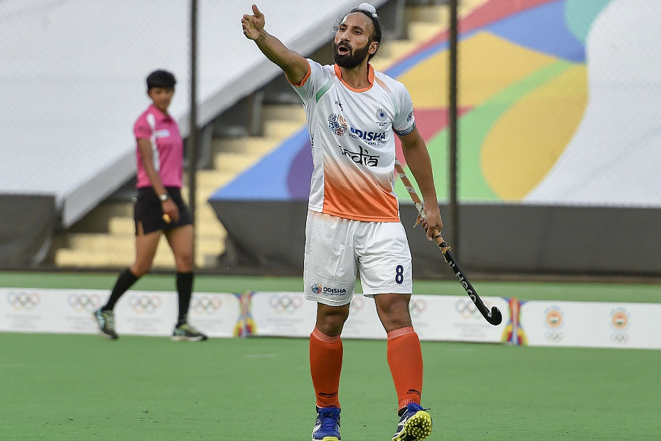 Sardar Singh Says India Have Realistic Chance For Medal In Tokyo Olympics