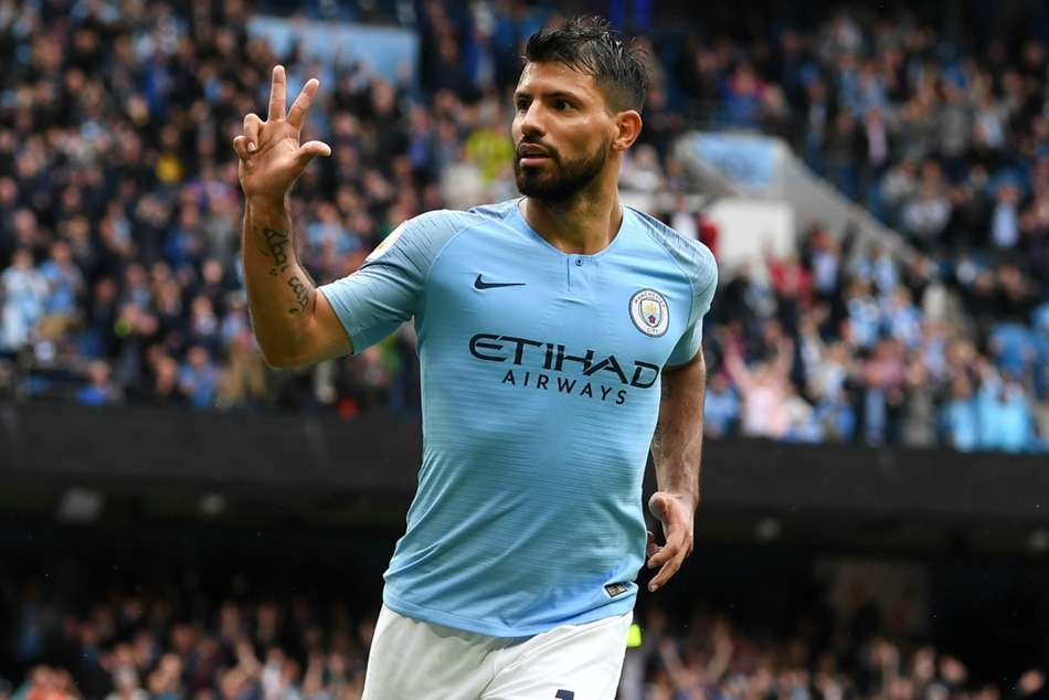 Sergio Aguero Signs Manchester City Contract Extension Until