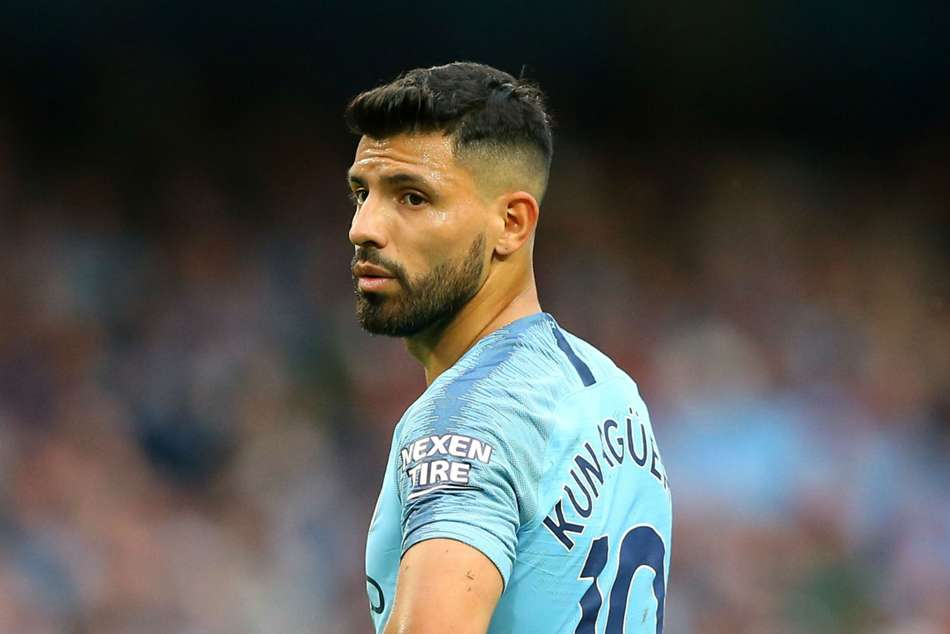 No Change To Aguero Selection Despite New Contract Warns Guardiola