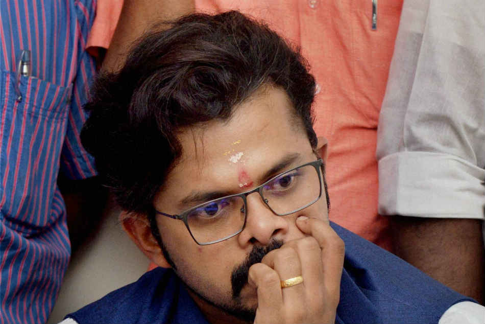 S Sreesanth chipped in with important wickets