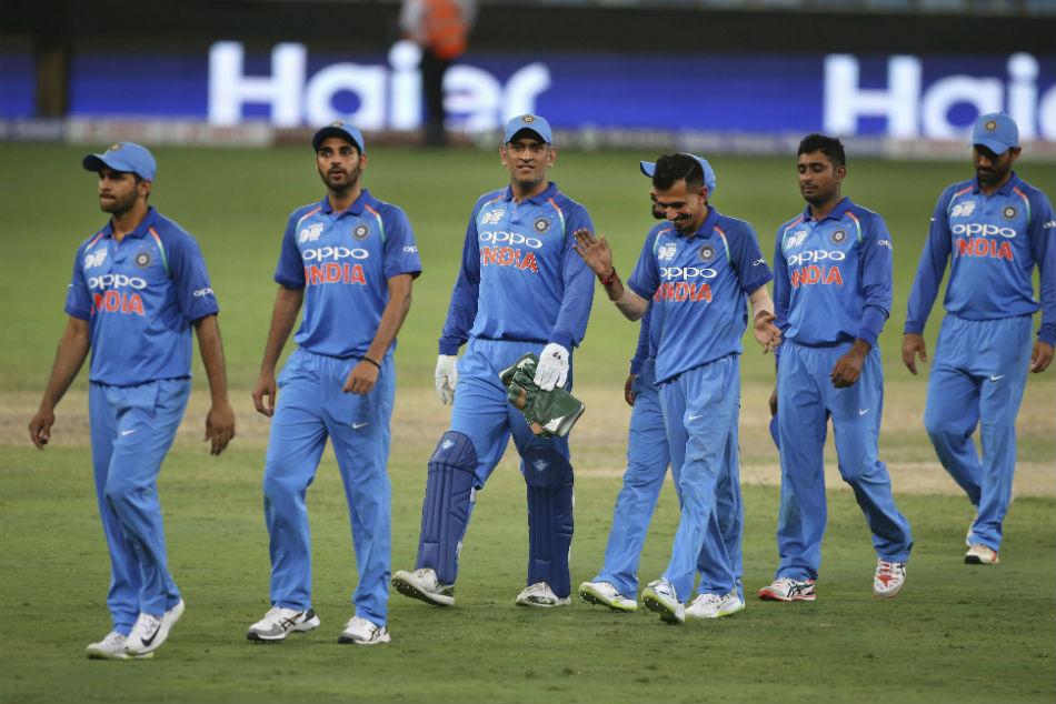 Asia Cup 2018 Probable India Xi Against Pakistan On September 23 Dubai