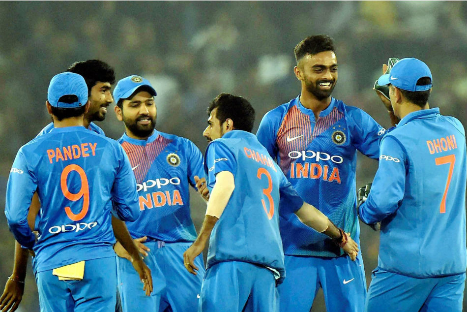 Asia Cup 2018 Probable India Xi Against Hong Kong On September
