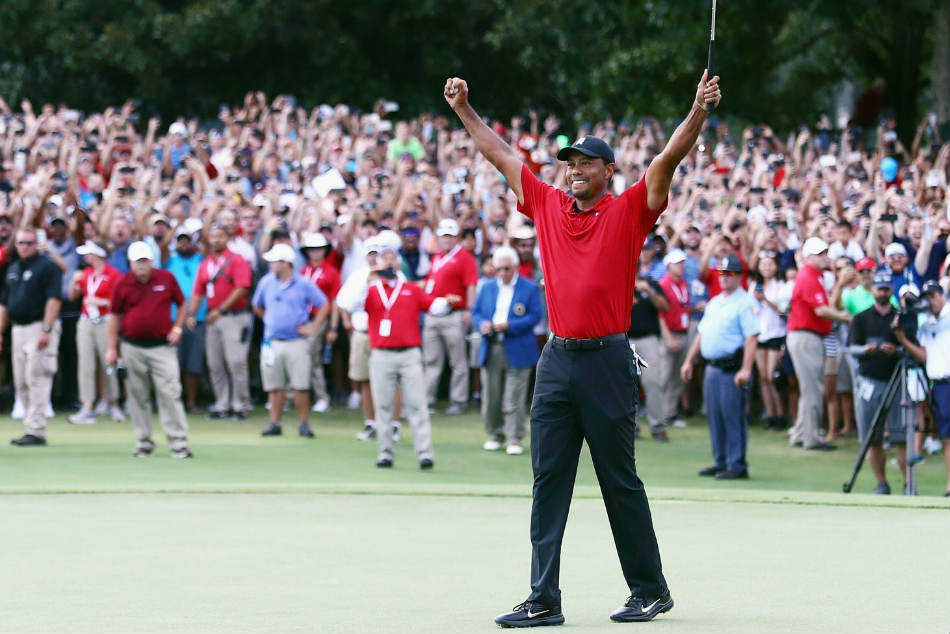 Tiger Woods Is Back Golf Is Better It