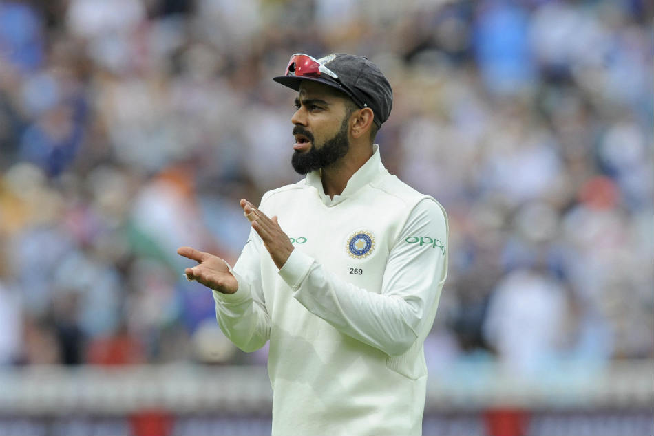 The captaincy of Virat Kohli found wanting during the series against England