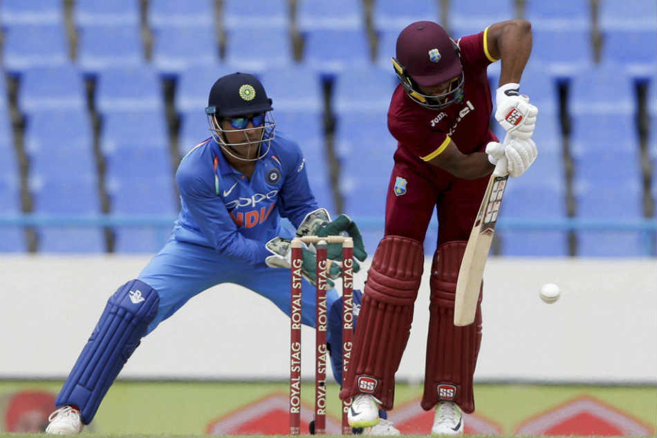 The series between India and West Indies will begin from October 4