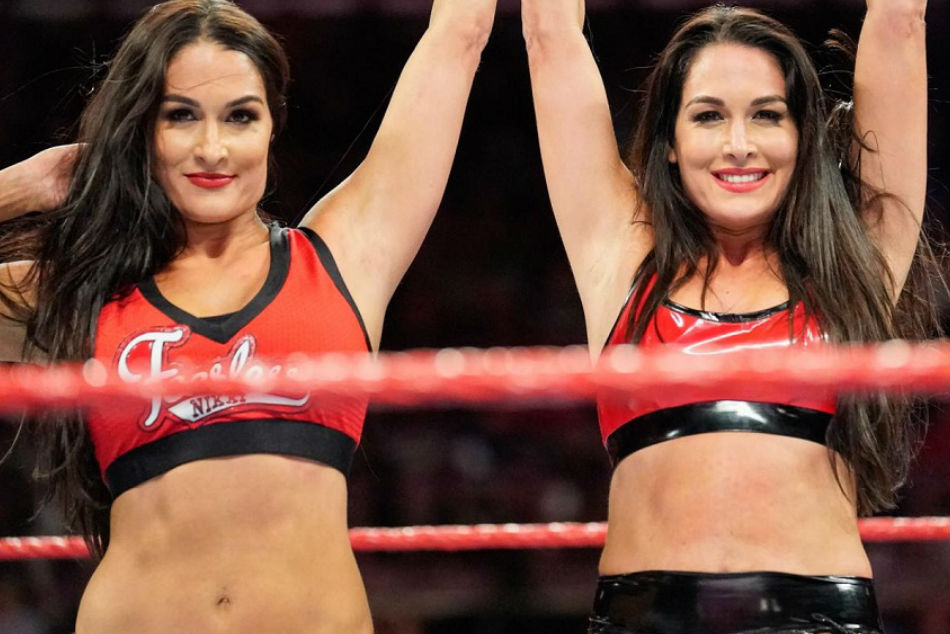 The Bella Twins (image courtesy WWE.com)