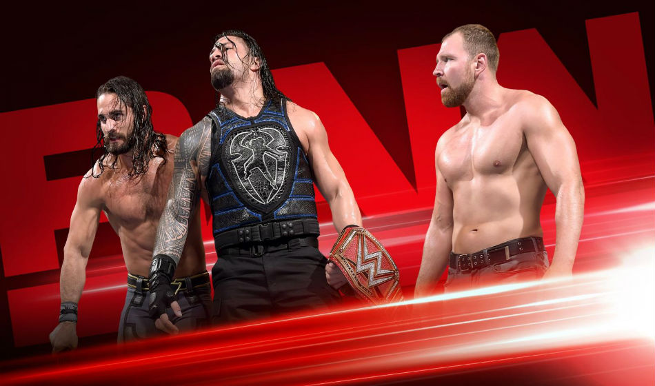 Wwe monday night raw preview and schedule september 24 - Monday night raw images ...