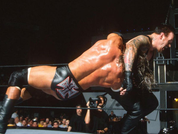 WWE Championship Match – King of the Ring 2002 on June 23