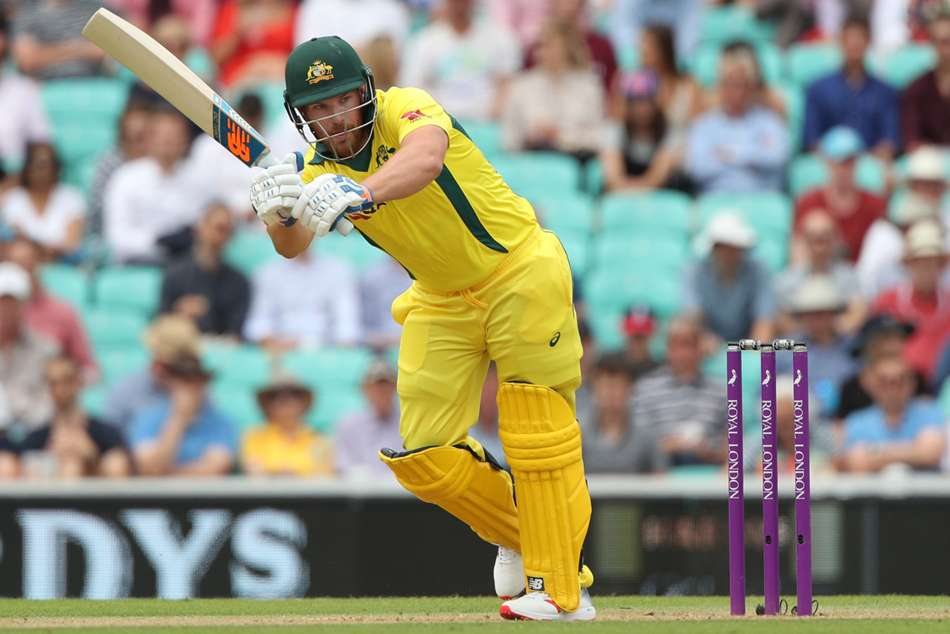 Aaron Finch Photos