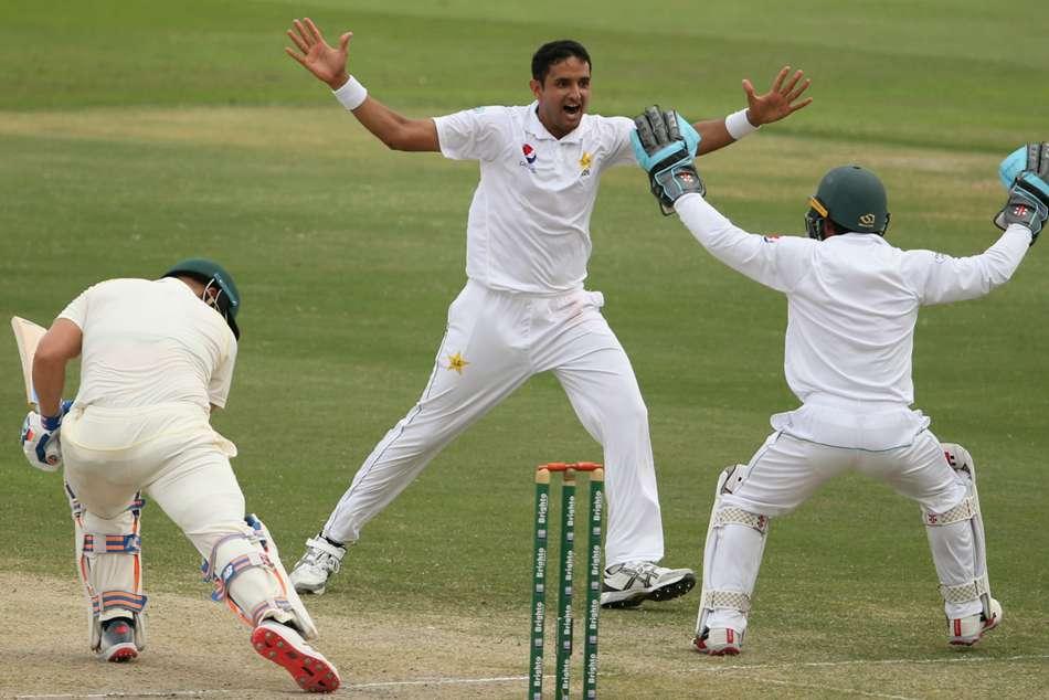Pakistan Beat Australia Mohammad Abbas 10 Wickets