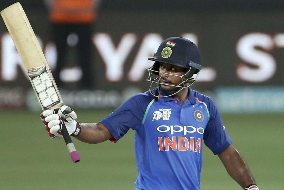 Ind Vs Wi 2nd Odi Batting Middle Order Is Not New Me So No Pressure Rayudu
