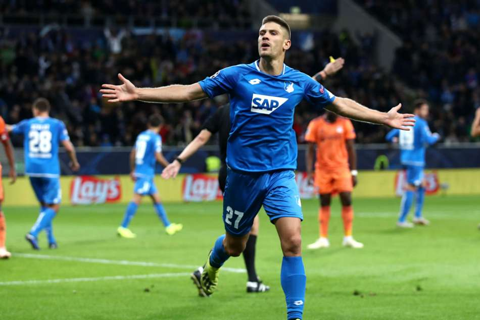Hoffenheim 3 Lyon 3 Joelinton Rescues A Point After Kramaric S Double