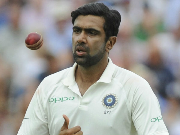 4. Persisting with Ashwin for the 4th Test