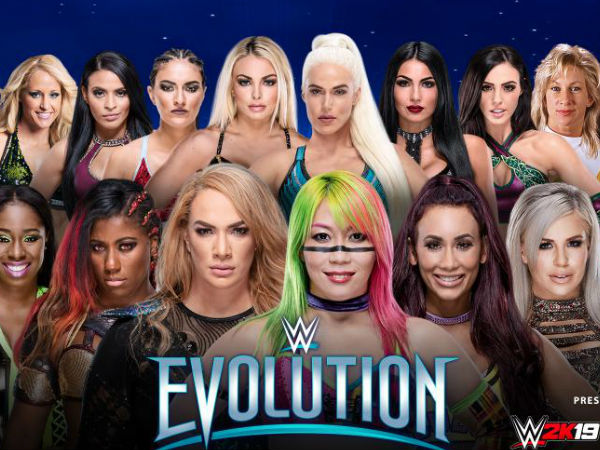 Women's Battle Royal