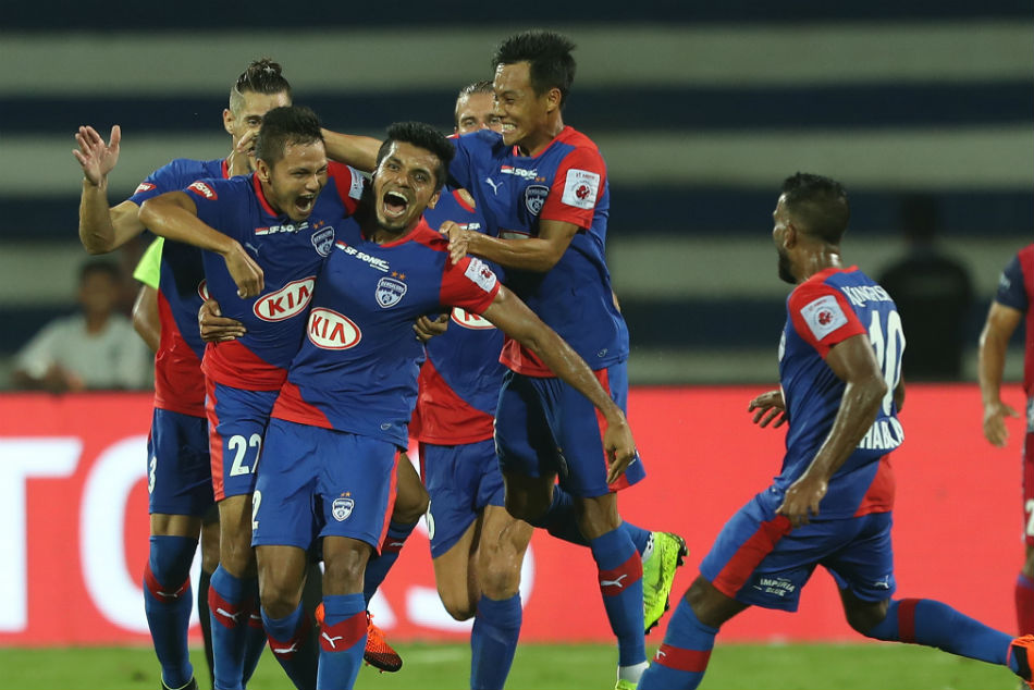 Bengaluru FC will now first face ATK at Kolkata on October 31.