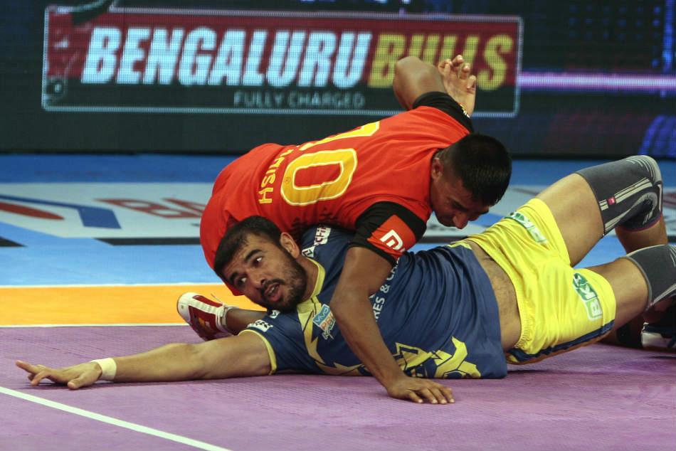 Pkl 2018 Bengaluru Bulls Outclass Tamil Thalaivas