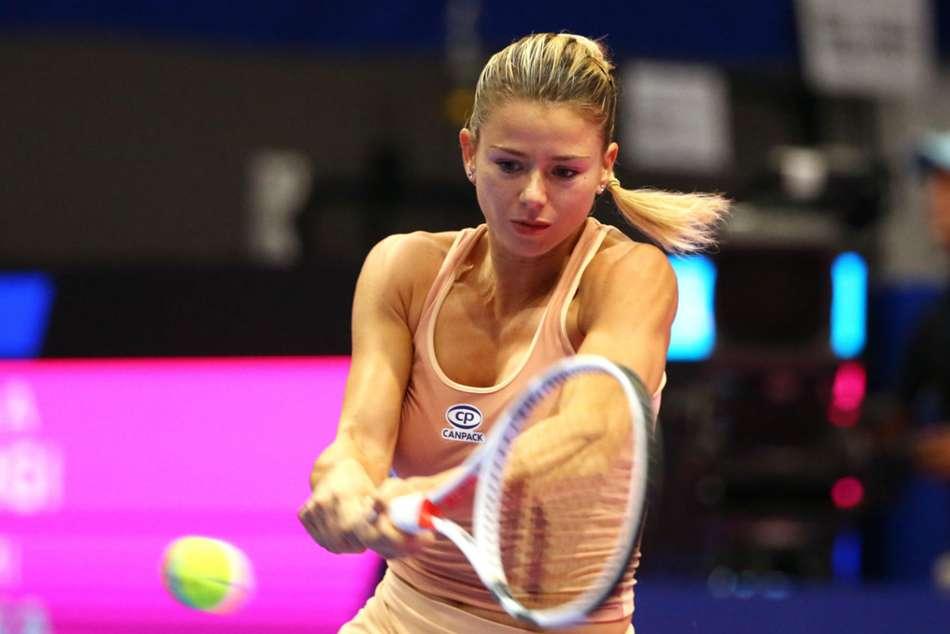 Giorgi Eases Past Alexandrova Linz Title