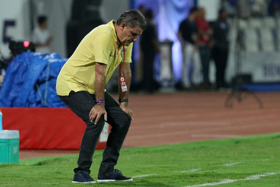 Defensive woes plaguing Chennaiyin FC