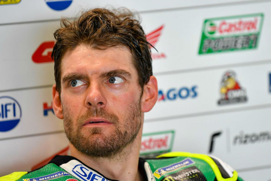 Crutchlow Ruled Of Australia Motogp After Breaking Ankle