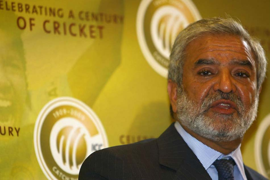 BCCIs stand on Indo-Pak series is hypocritical: Ehsan Mani