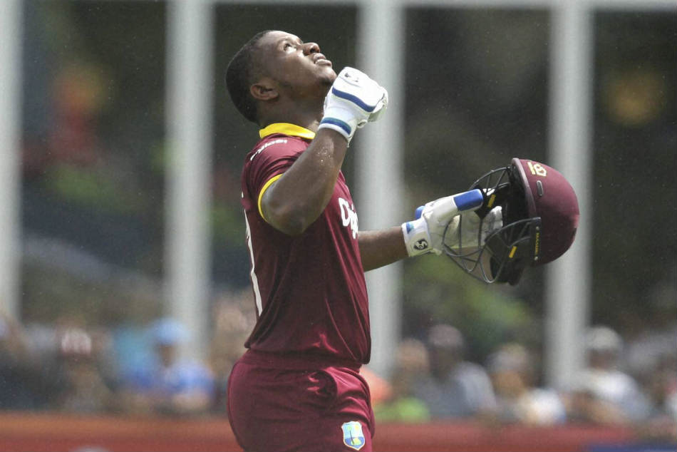 Opening batsman Evin Lewis has withdrawn from the West Indies squad