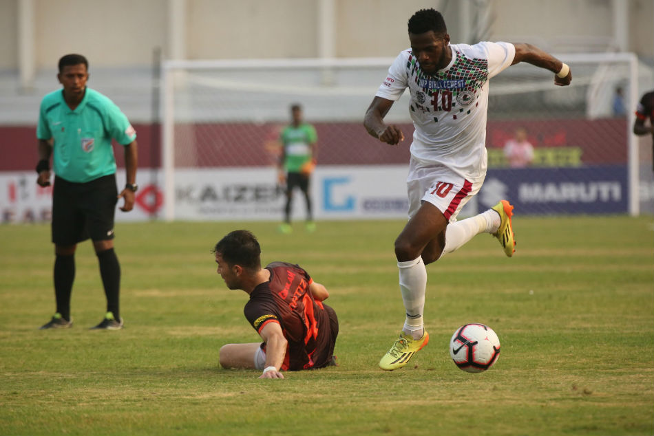 I League Gokulam Kerala Fc Split Points With Mohun Bagan Kozhikode
