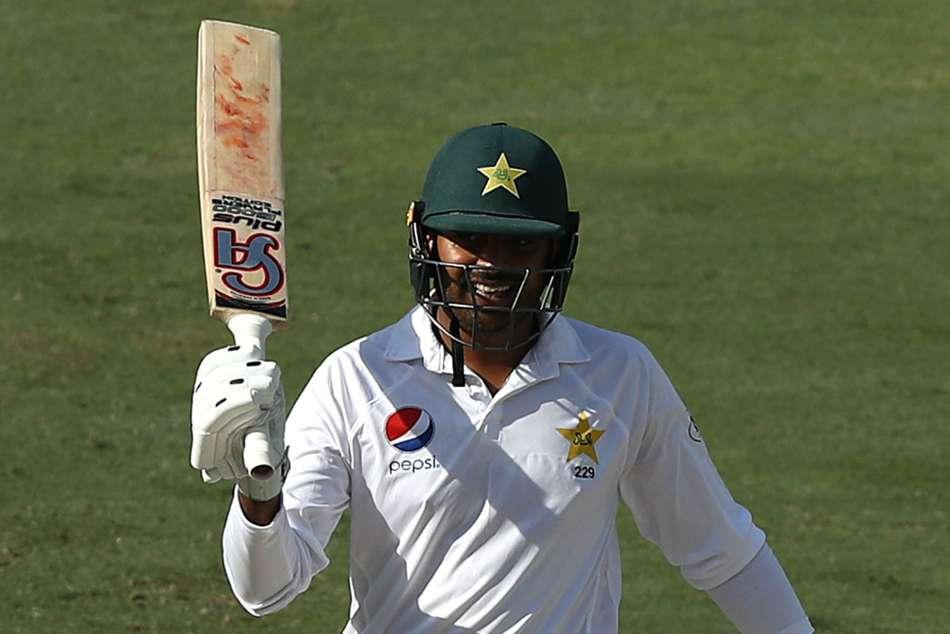 Sohail Registers Maiden Test Hundred As Pakistan Make