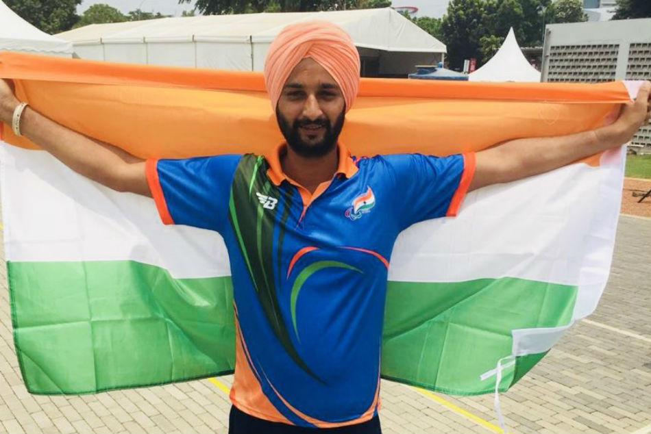 Asian Para Games: Harvinder Singh clinches gold in individual recurve archery