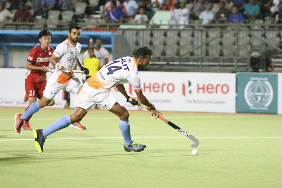 Asian Champions Trophy India Vs South Korea Preview Where