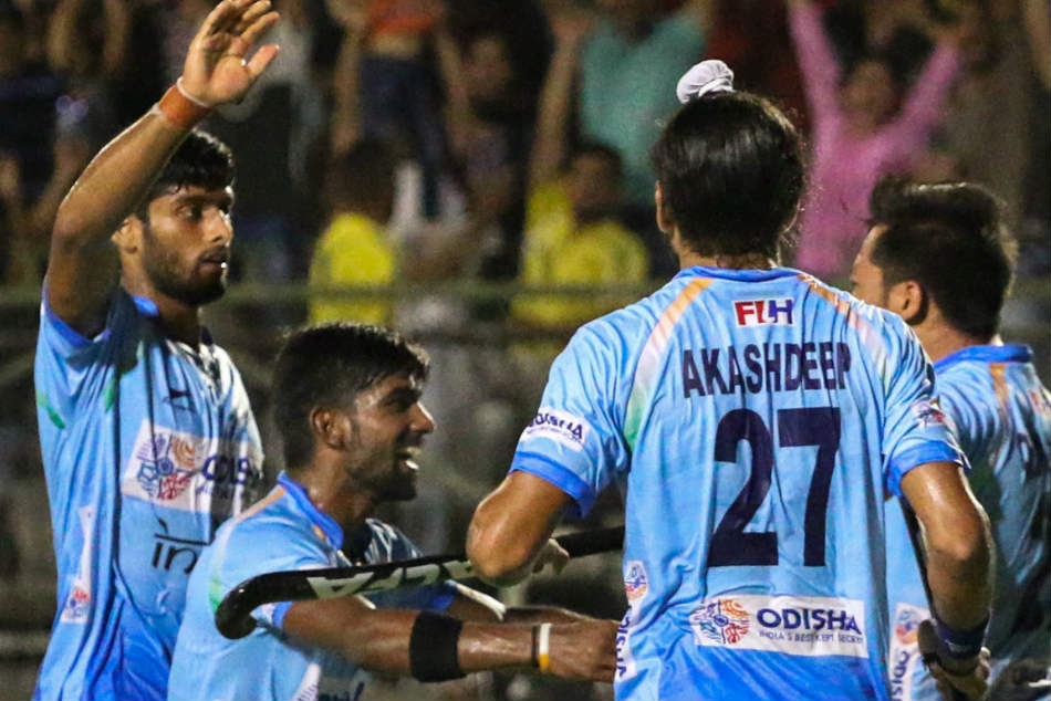 India Pakistan Declared Joint Winners The Asian Champions Trophy