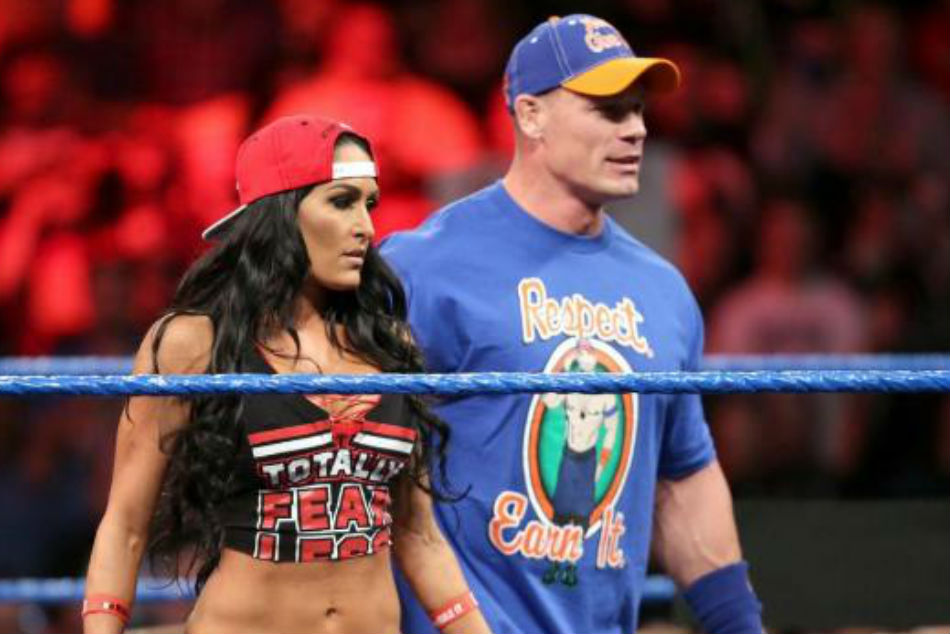 from Cristian cena dating nikki